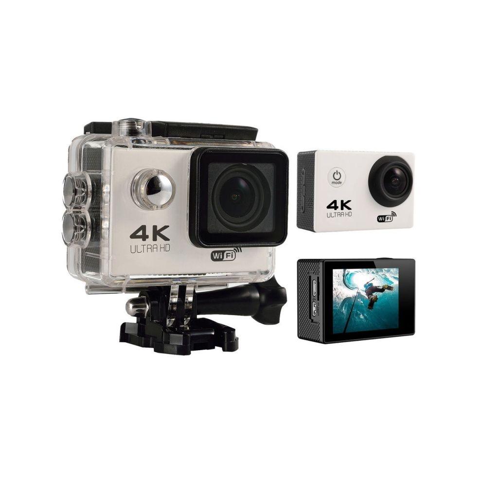 camera video sport action cam 4k geo electronics. Black Bedroom Furniture Sets. Home Design Ideas